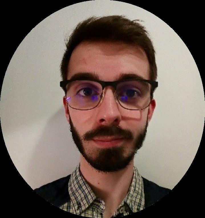 Guillaume Baux - VP chargé de la pédagogie et des tutorats