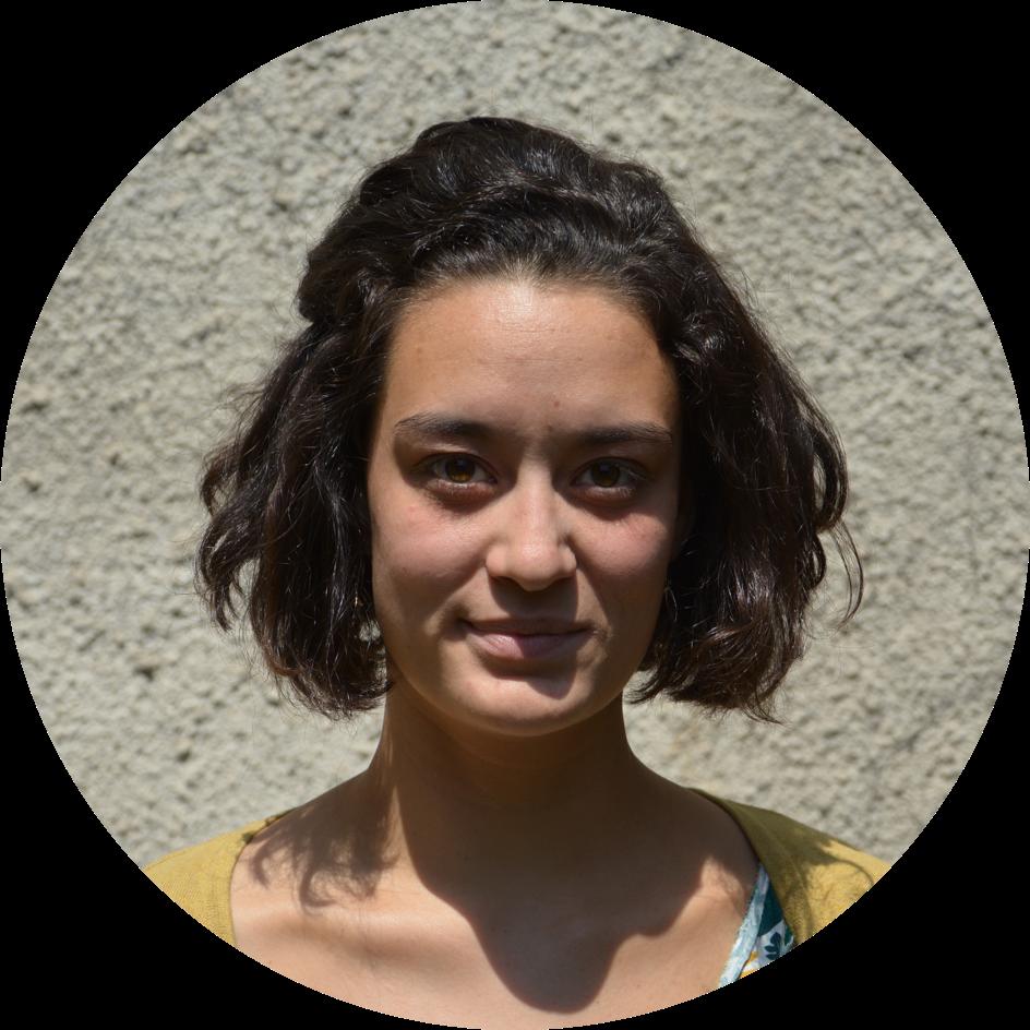 Luna Potiron - Vice-présidente chargée de la réflexion éthique