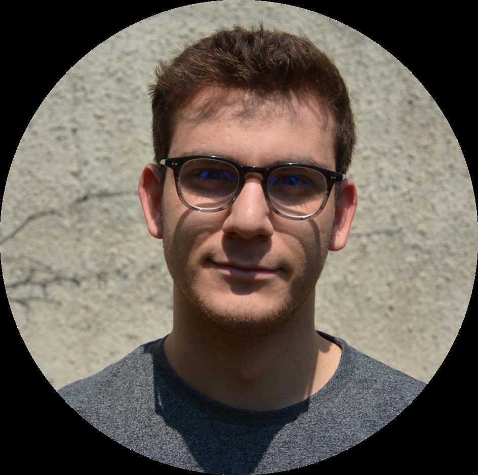 Thomas Iampetro - Vice-Président chargé des perspectives professionnelles